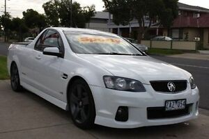 2012 Holden Ute VE II SV6 Thunder White 6 Speed Sports Automatic Utility Altona North Hobsons Bay Area Preview