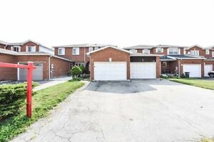 Great Freehold Townhouse 3+1 Bedrm + 1 Bdrm Fin'd Bsmt