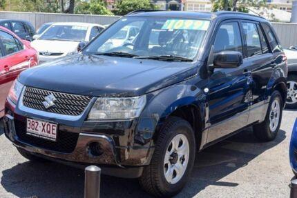 2009 Suzuki Grand Vitara JB MY09 Black 5 Speed Manual Wagon