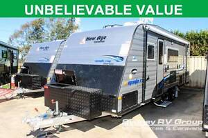 A30617 New Age Manta Ray 19BC Family Van & Triple Bunks Penrith Penrith Area Preview