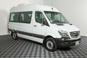 2016 Mercedes-Benz Sprinter NCV3 316CDI Low Roof MWB 7G-Tronic Transfer White 7 Speed Acacia Ridge Brisbane South West Preview
