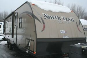 2014 Heartland North Trail 29LRSS