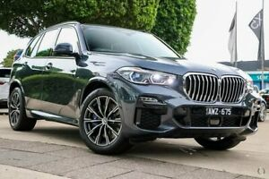 2018 BMW X5 G05 xDrive30d Steptronic Grey 8 Speed Sports Automatic Wagon South Melbourne Port Phillip Preview