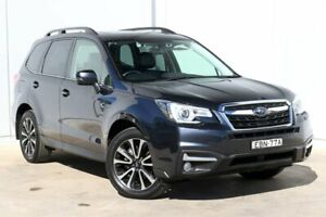 2017 Subaru Forester S4 MY18 2.5i-S CVT AWD Grey 6 Speed Constant Variable Wagon Liverpool Liverpool Area Preview