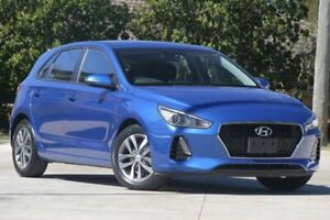 2018 Hyundai i30 PD MY18 Active Blue 6 Speed Sports Automatic Hatchback East Toowoomba Toowoomba City Preview