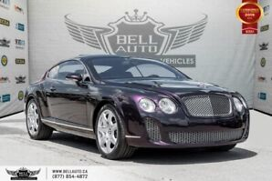 2005 Bentley Continental GT NAVIGATION AWD LEATHER INTERIOR CHROME WHEELS