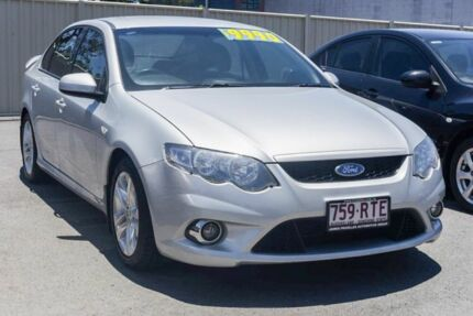 2011 Ford Falcon FG XR6 Silver 6 Speed Sports Automatic Sedan