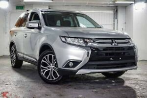 2018 Mitsubishi Outlander ZL MY18.5 LS AWD Silver 6 Speed Constant Variable Wagon Ryde Ryde Area Preview