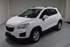 2015 Holden Trax TJ MY15 LS White 6 Speed Automatic Wagon Cooee Burnie Area Preview