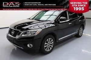 2014 Nissan Pathfinder SL AWD LEATHER/7 PASS/REAR VIEW CAMERA