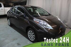 Nissan Leaf Voiture à hayon modèle S à 4 portes