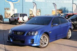 2007 Holden Commodore VE SV6 Blue 5 Speed Sports Automatic Sedan Greenslopes Brisbane South West Preview