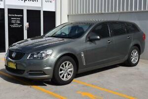2016 Holden Commodore VF II MY16 Evoke Sportwagon Grey 6 Speed Sports Automatic Wagon
