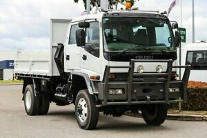 2005 Isuzu FTS FY 750 (4x4) White Tipper 8.2l 4x4 Welshpool Canning Area Preview