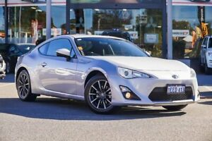 2013 Toyota 86 ZN6 GT Silver, Chrome 6 Speed Sports Automatic Coupe