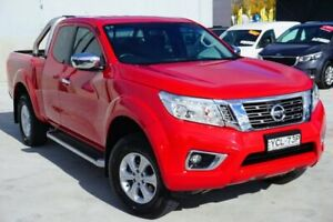 2016 Nissan Navara D23 ST King Cab Red 7 Speed Sports Automatic Utility Pearce Woden Valley Preview