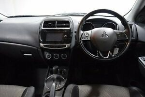 2016 Mitsubishi ASX XB MY15.5 LS 2WD Silver 6 Speed Constant Variable Wagon South Launceston Launceston Area Preview