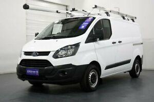 2016 Ford Transit Custom VN 290S (SWB) White 6 Speed Manual Van