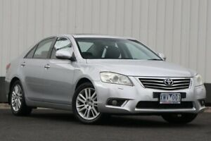 2010 Toyota Aurion GSV40R MY10 Presara Silver 6 Speed Sports Automatic Sedan Oakleigh Monash Area Preview