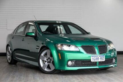 2010 Holden Commodore VE II SS V Green 6 Speed Manual Sedan Victoria Park Victoria Park Area Preview