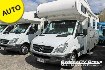 U3692 Mercedes Talvor Family 6 Berth Practical Layout With Room ! Penrith Penrith Area Preview