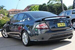 2011 Ford Falcon FG XR6 (LPG) Grey 4 Speed Auto Seq Sportshift Sedan Dee Why Manly Area Preview