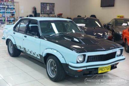 1974 Holden Torana LH S Opaline Blue Automatic Sedan