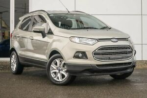 2014 Ford Ecosport BK Trend Gold 5 Speed Manual Wagon Tweed Heads South Tweed Heads Area Preview