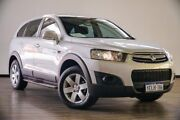 2013 Holden Captiva CG MY13 7 SX Silver 6 Speed Sports Automatic Wagon Myaree Melville Area Preview