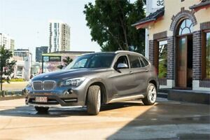 2015 BMW X1 E84 MY0714 sDrive18d Grey 8 Speed Sports Automatic Wagon Newstead Brisbane North East Preview