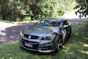 Holden Ute 2015 model: SV6 Storm in Prussian Steel Brinsmead Cairns City Preview