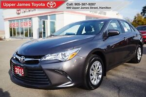 2015 Toyota Camry LE - Only 15,880 kms!!