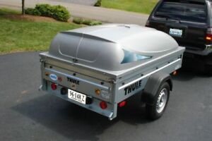 Mini Utility Trailer - Perfect for camping trips - For RENT