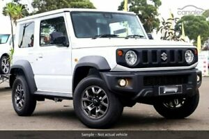 2020 Suzuki Jimny JB74 White 5 Speed Manual Hardtop Brookvale Manly Area Preview