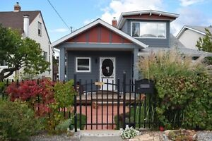 3 Bed, Prime Downtown Location, Gardens, Shed & More