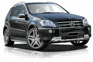2009 Mercedes-Benz ML63 W164 MY10 AMG Black 7 Speed Sports Automatic Wagon Bayswater Bayswater Area Preview