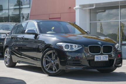 2013 BMW M135i F20 MY0713 Black 8 Speed Sports Automatic Hatchback Pearce Woden Valley Preview