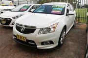 2014 Holden Cruze JH Series II MY14 SRi Z Series White 6 Speed Sports Automatic Hatchback Mount Druitt Blacktown Area Preview
