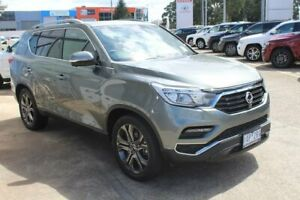 2019 Ssangyong Rexton Y400 Ultimate Grey 7 Speed Sports Automatic Wagon Hallam Casey Area Preview