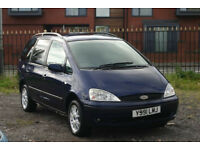 Ford Galaxy 2.3 (7 seater with towbar)