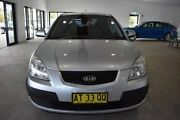 2007 Kia Rio JB MY07 LX Silver 5 Speed Manual Hatchback Port Macquarie Port Macquarie City Preview