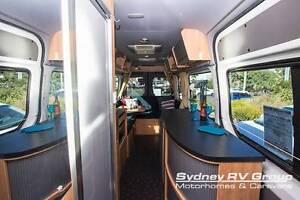U3292 Mercedes Ultima Auto 2 Berth, Huge Rear Lounge Penrith Penrith Area Preview