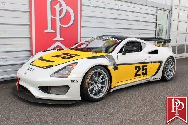 2019 Saleen S1 Cup Car 0 White