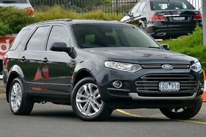 2012 Ford Territory Grey Sports Automatic Wagon Narre Warren Casey Area Preview