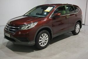 2013 Honda CR-V RM VTi Purple 5 Speed Automatic Wagon Old Guildford Fairfield Area Preview