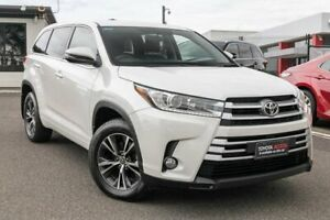 2017 Toyota Kluger GSU50R GX 2WD 8 Speed Sports Automatic Wagon Dandenong Greater Dandenong Preview