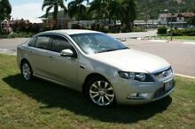 2009 Ford Falcon FG G6E Gold 6 Speed Sports Automatic Sedan Townsville Townsville City Preview