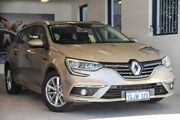 2017 Renault Megane KFB Zen EDC Beige 7 Speed Sports Automatic Dual Clutch Wagon Melville Melville Area Preview