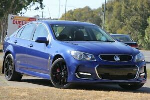 2016 Holden Commodore VF II MY16 SS V Redline Blue 6 Speed Sports Automatic Sedan Caloundra West Caloundra Area Preview