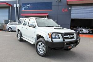 2011 Holden Colorado RC MY11 LT-R Crew Cab White 5 Speed Manual Utility Lonsdale Morphett Vale Area Preview